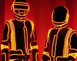 daftpunk Tron 2 Scored By Daft Punk