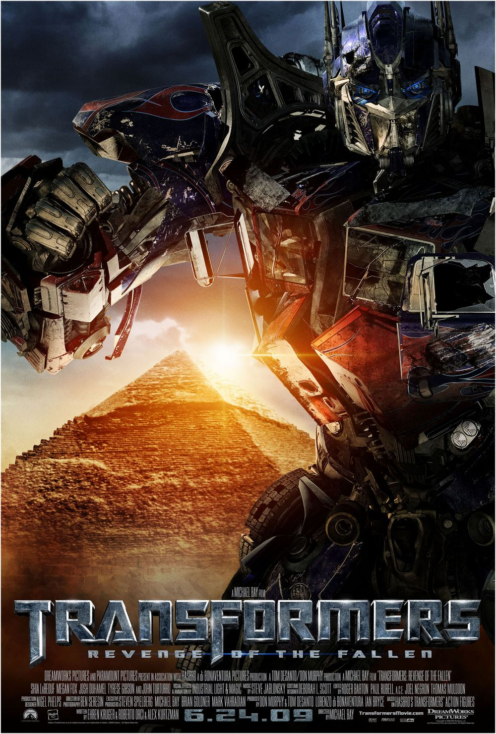 Transformers 2 hd cool poster