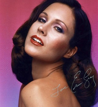 Erin Gray short hair