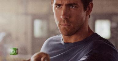 Green Lantern Ryan Reynolds