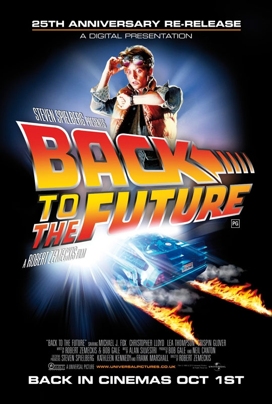 BTTF re-release poster
