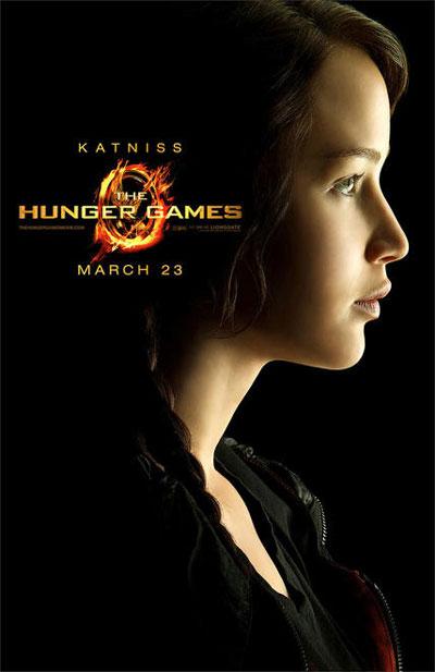 Katniss poster