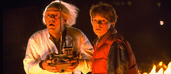 Time Travel Sci-Fi Movie