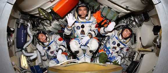 China Announces Plans To Put Humans On The Moon Again ...