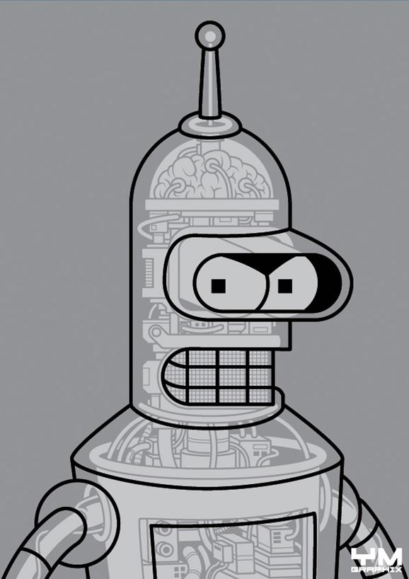 Futurama the bots and bees latino dating 9