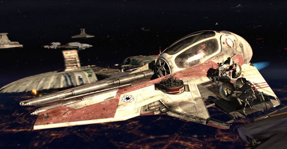 The 10 Best Starships Of The Star Wars Prequels | Giant ...