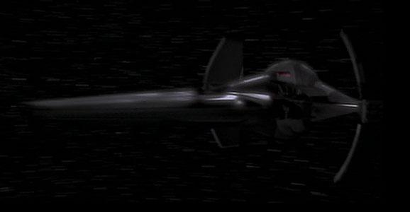 Star Wars Sith Ship