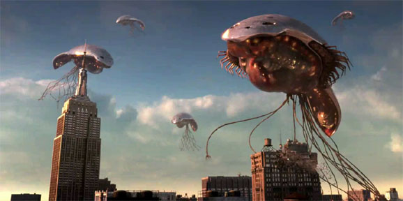 doctor who alien robots video games