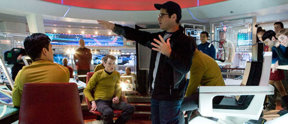 J.J. Directing Star Trek