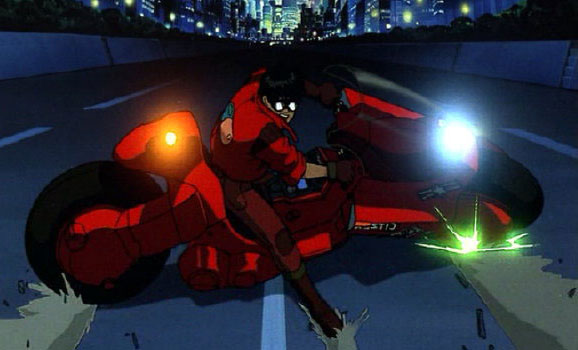 See A Real Working Version Of Kaneda S Bike From Akira