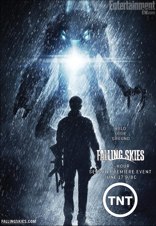 Falling Skies Season Two Posters | Giant Freakin RobotGiant Freakin ...