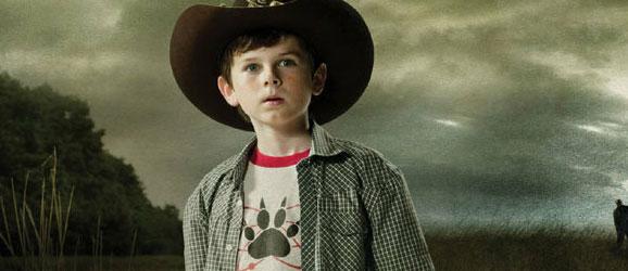 The Walking Dead  love it or Walking Dead Carl