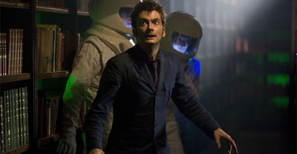 Silence in the Library / Forest of the Dead | Written by Steven Moffat