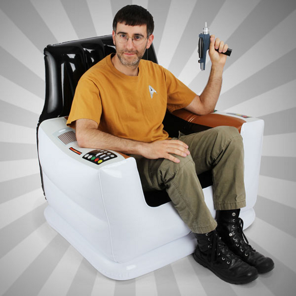 The Most Awesome Giant Inflatable Chair For Adults