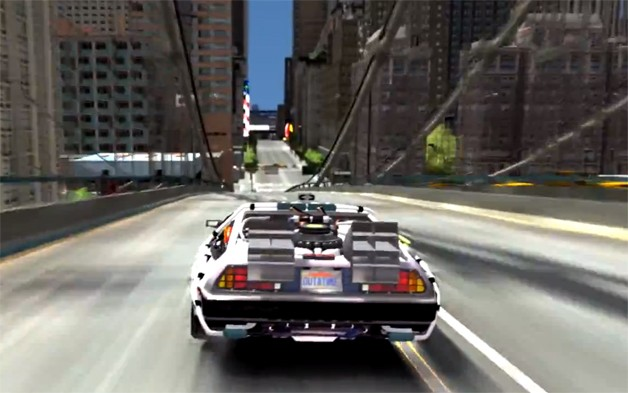 Back To The Future Mod For Grand Theft Auto IV | Giant ...