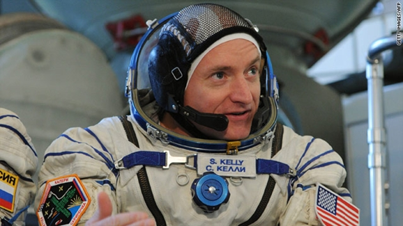 American Astronaut Scott Kelly Is Getting Ready For A Year ...