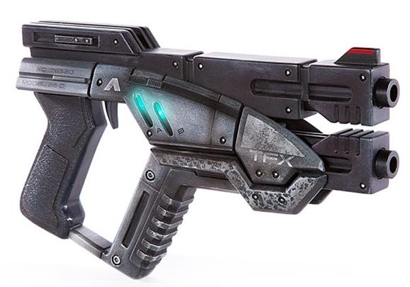 Mass Effect M-3 Predator Pistol Replica Is Totally Worth ...