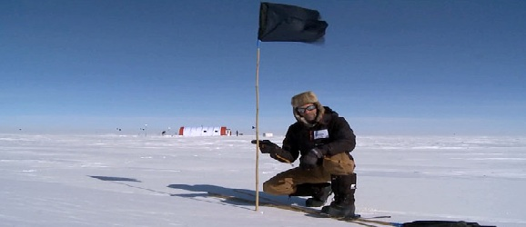 Lake Ellsworth drilling site, Antarctica