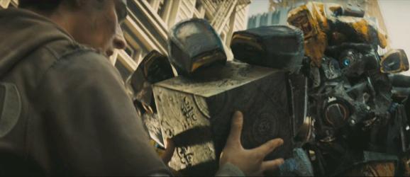 bumblebee-allspark-cube