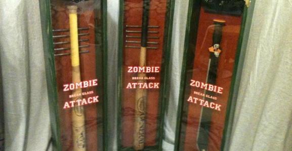 Zombie Weapon Box