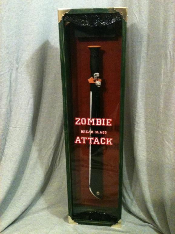 zombie weapon box 6