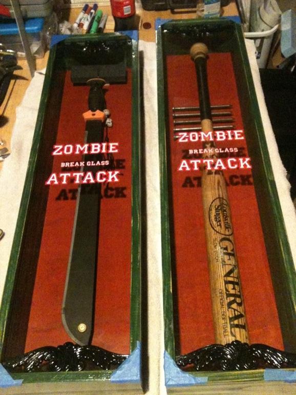zombie weapon box 4