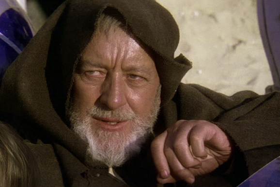 This isn't the spouse you're looking for.