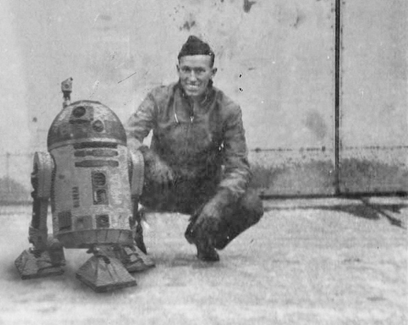 Droids on Pearl Harbor