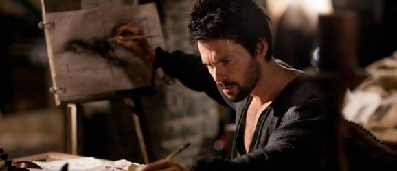 Tom Riley as Leonardo Da Vinci