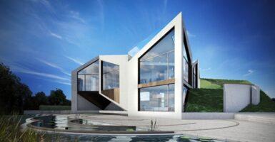 Shapeshifting house
