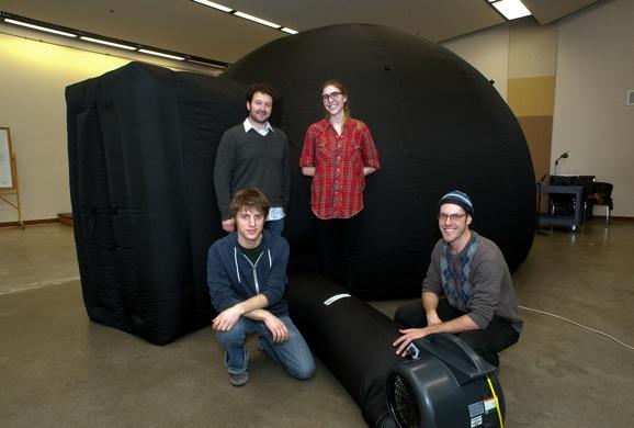 Mobiel Planetarium