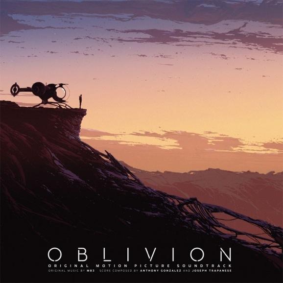 Oblivion Mondo LP Cover