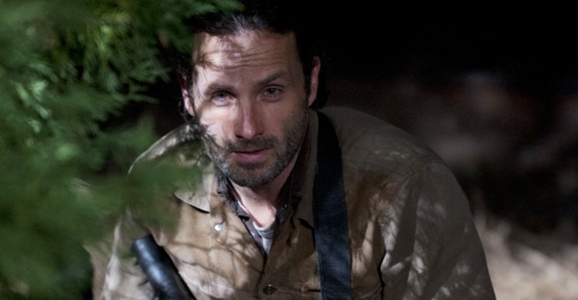Andrew Lincoln as Rick Grimes