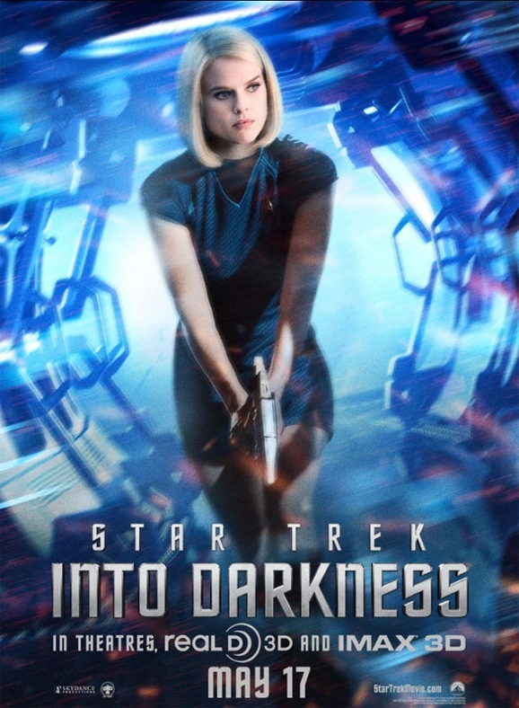 Star Trek Into Darkness Alice Eve
