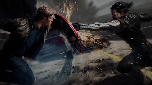 Captain America: The Winter's Soldier