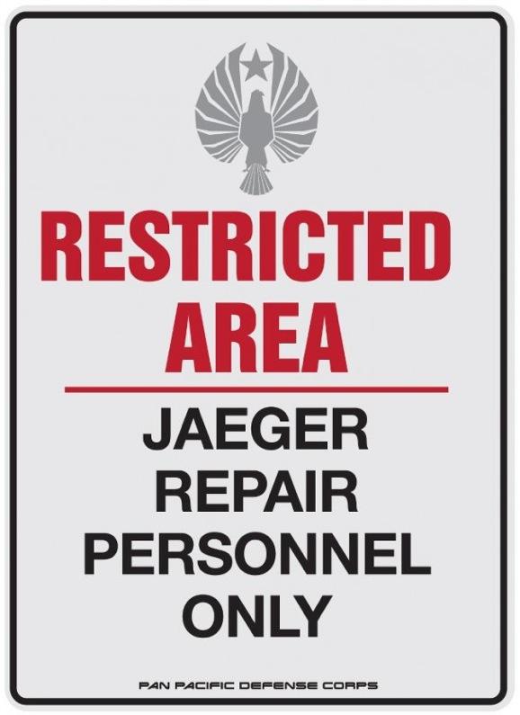 Pacific Rim Jaeger Repair