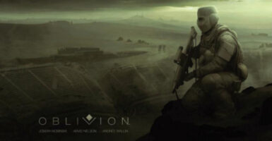 Oblivion graphic novel