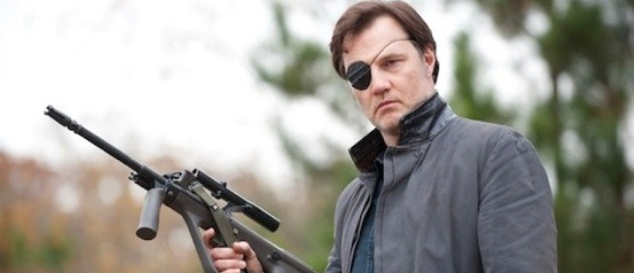 David Morrissey as the Governor