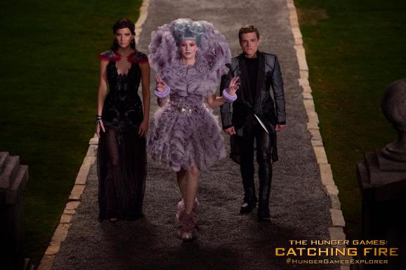 Effie Escorting!