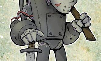 Jason Voorhees Robot