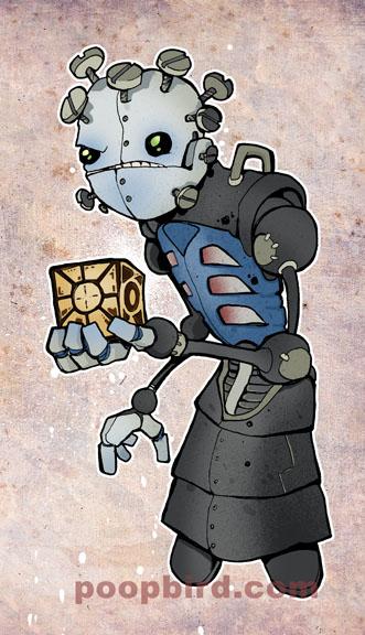 Pinhead Robot