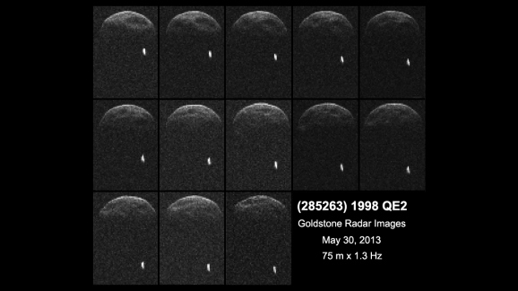 Asteroid 1998 QE2