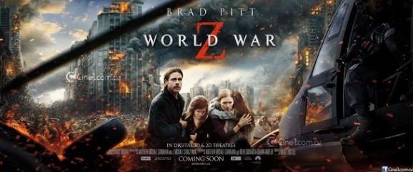 World War Z Banner