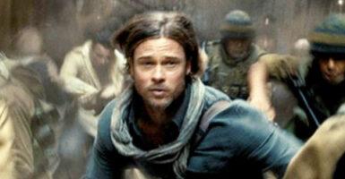 Brad Pitt as Garry Lane