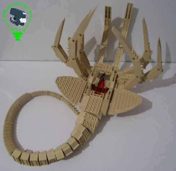 LEGO Facehugger