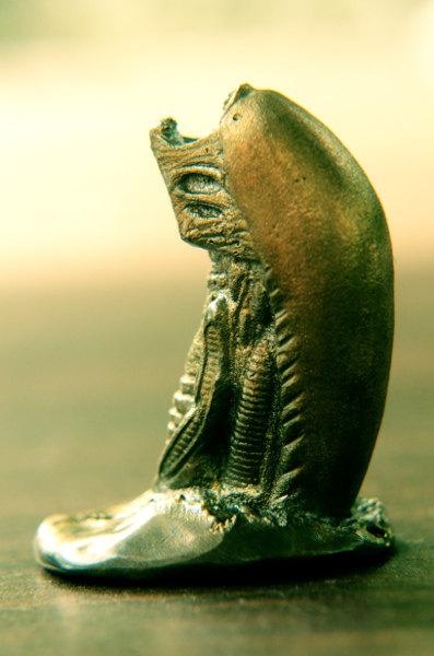 Chestburster Pendant