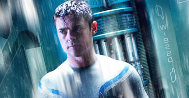 Karl Urban Star Trek Into Darkness