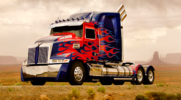 The New and Improved Optimus Prime