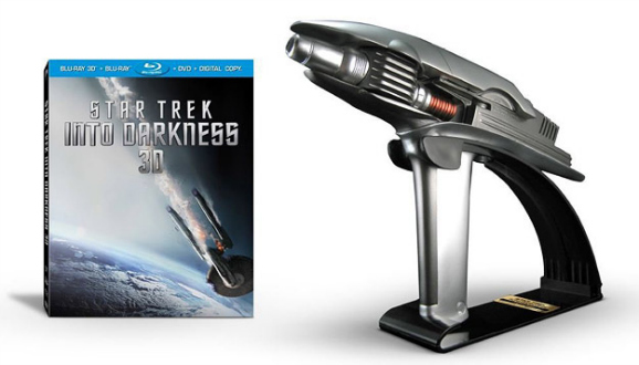star trek into darkness limited edition gift set