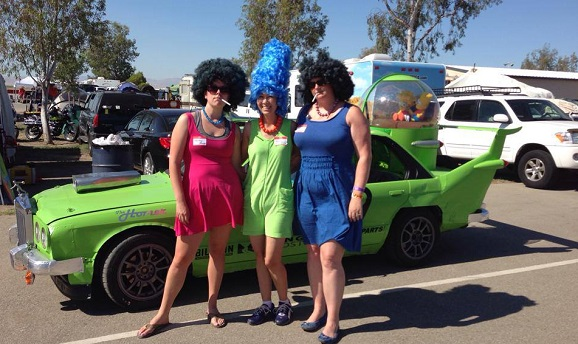 marge and sisters